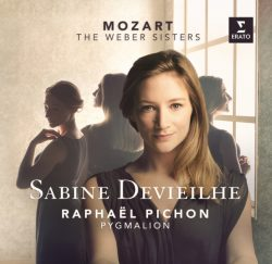 THE WEBER SISTERS «Mozart»