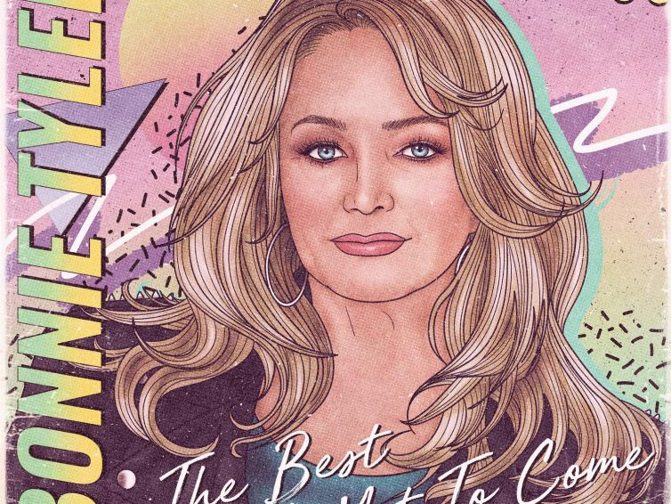 Bonnie Tyler – The best is yet to come