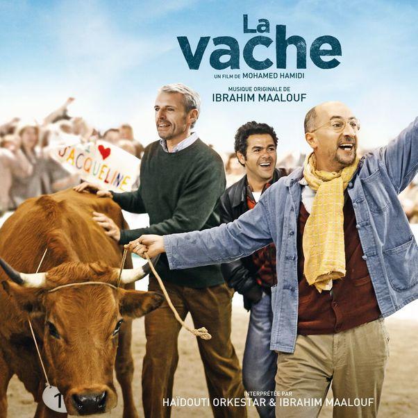 IBRAHIM MAALOUF et HAIDOUTI ORKESTAR «La Vache» (film de Mohamed Hamidi)