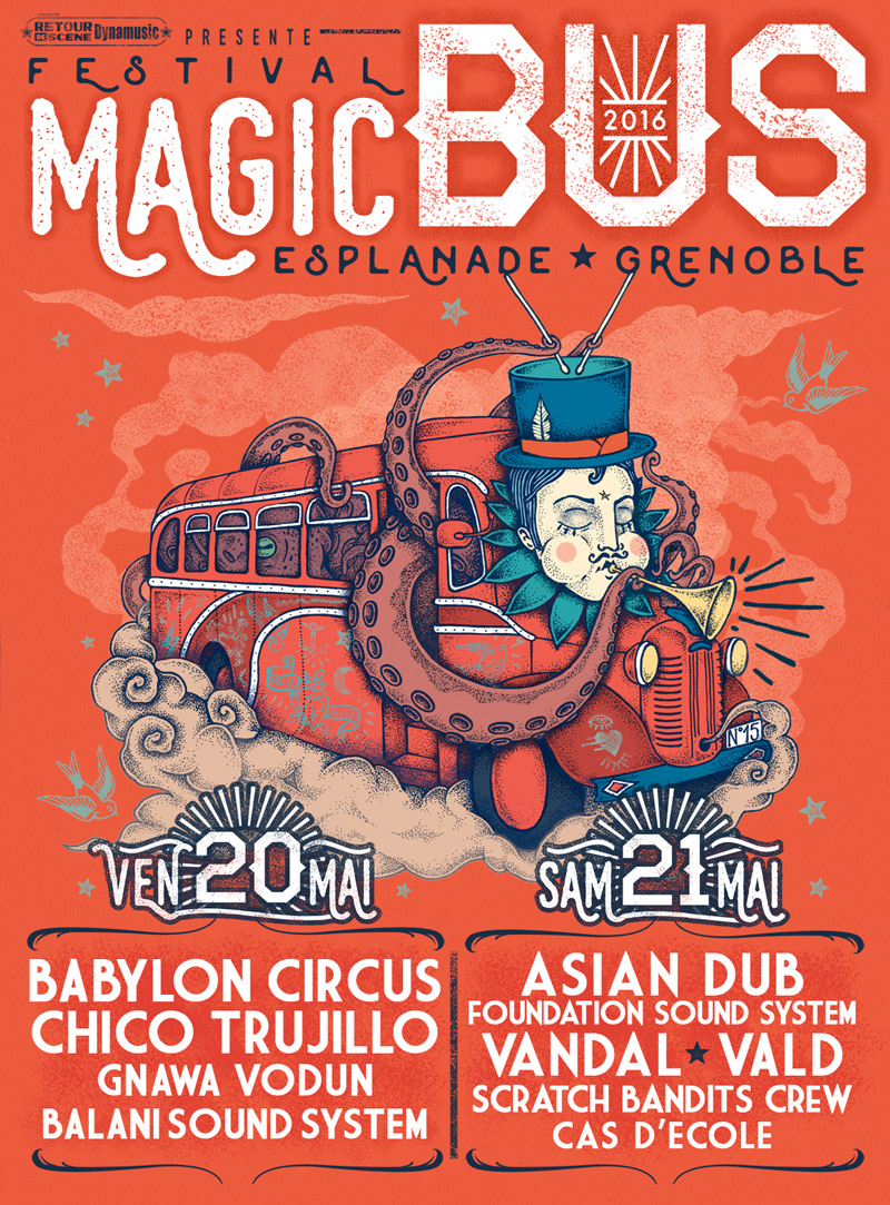 Magic Bus 2016