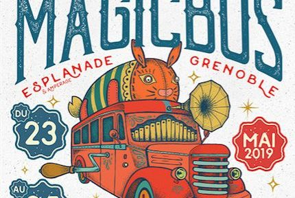 18ème Festival Magic Bus – 23 au 25 mai
