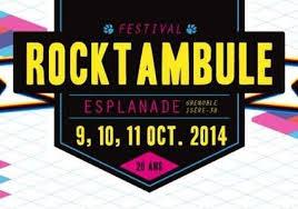 FESTIVAL ROCKTAMBULE 20ème ! – 9 au 11 octobre