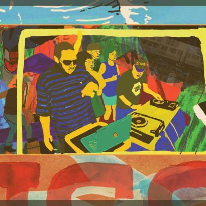 ZIGZAG MUSICAL, DE NEWS ORLEANS A CHICAGO – Une exposition sonore et illustrée à la bibliothèque Centre-ville