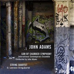 JOHN ADAMS, SON OF CHAMBER SYMPHONY