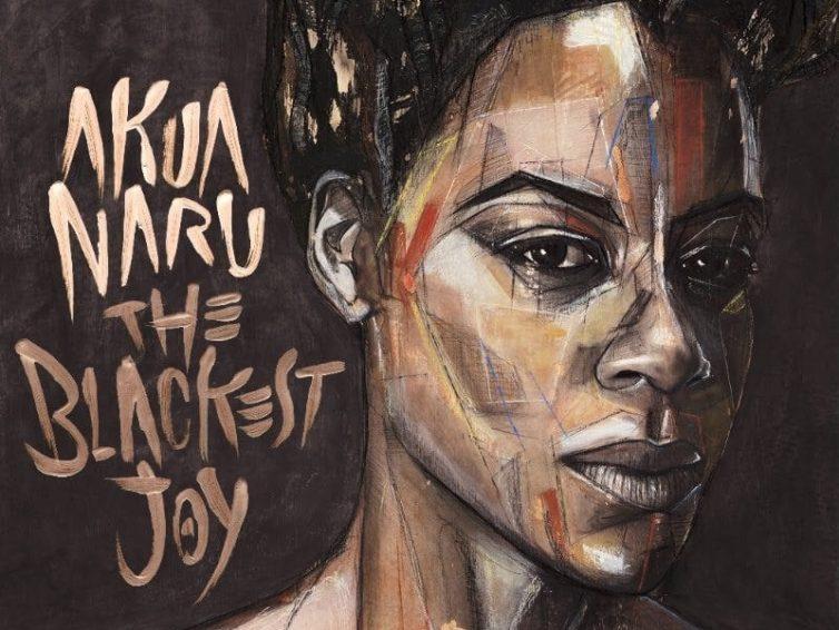AKUA NARU «The blackest joy»