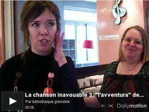 L'AVENTURE EN 1 DISCOGRAPHIE & 1 CHANSON INAVOUABLE
