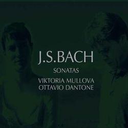 J.S.BACH, «Sonatas» (Viktoria Mullova & Ottavio Dantone)
