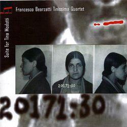 FRANCESCO BEARZATTI, «Suite for Tina Modotti»