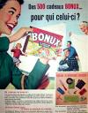 Paquet Bonux
