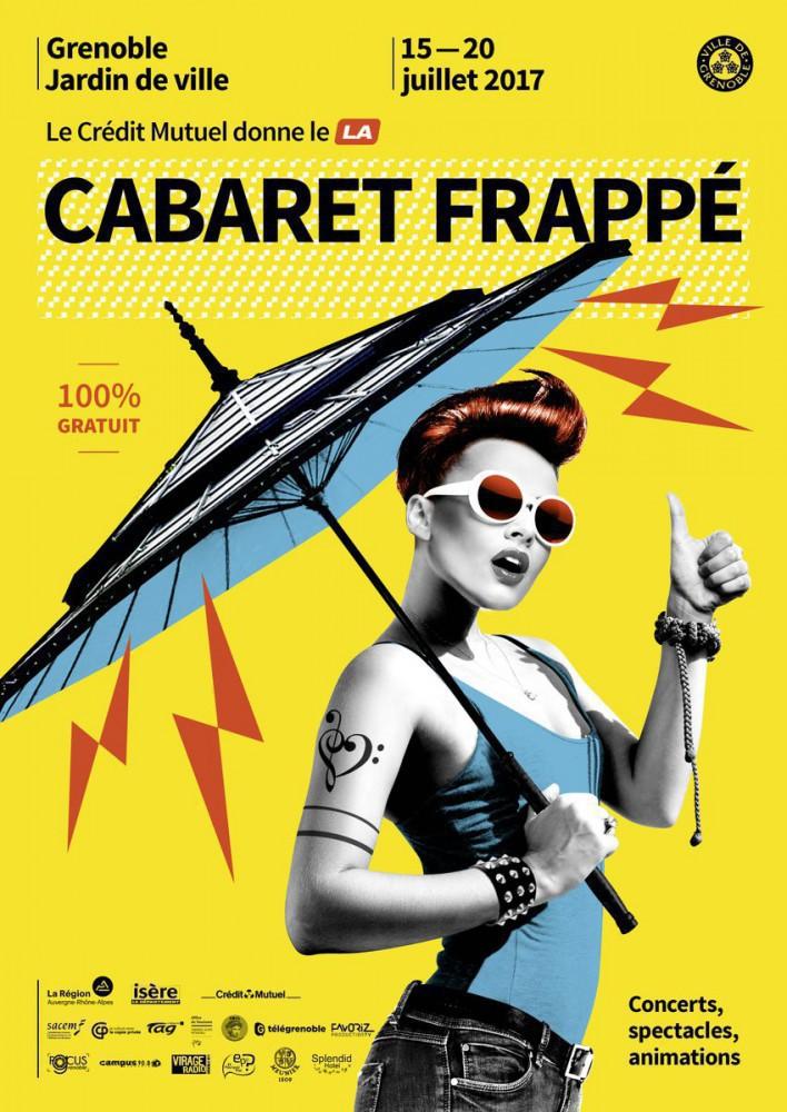 Festival Cabaret Frappé 2017