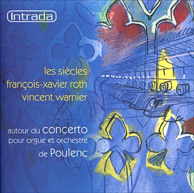 Concerto pour orgue et orchestre