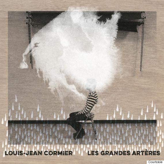 LOUIS-JEAN CORMIER «Les grandes artères»
