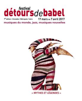 Détours de Babel 2017