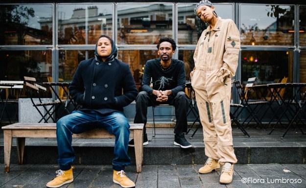 DDB 2019 – Al Akhareen Hip Hop Trio et Trio Expéka