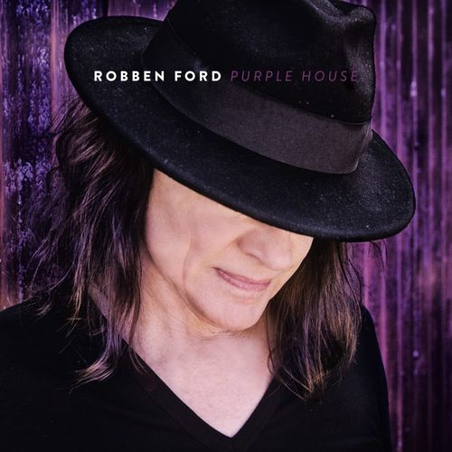ROBBEN FORD / Purple house
