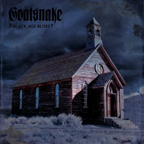 GOATSNAKE, « Black age blues »