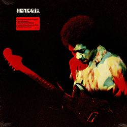 JIMI HENDRIX, « Band of Gypsys »