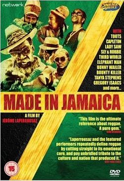 Made in Jamaïca, film documentaire de Jérôme Laperrousaz