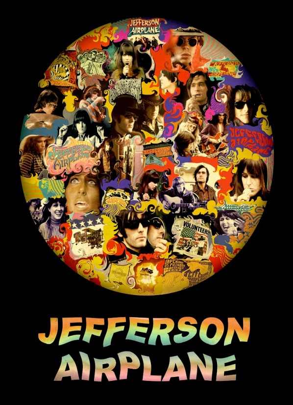 LE ROCK PSYCHEDELIQUE DU JEFFERSON AIRPLANE