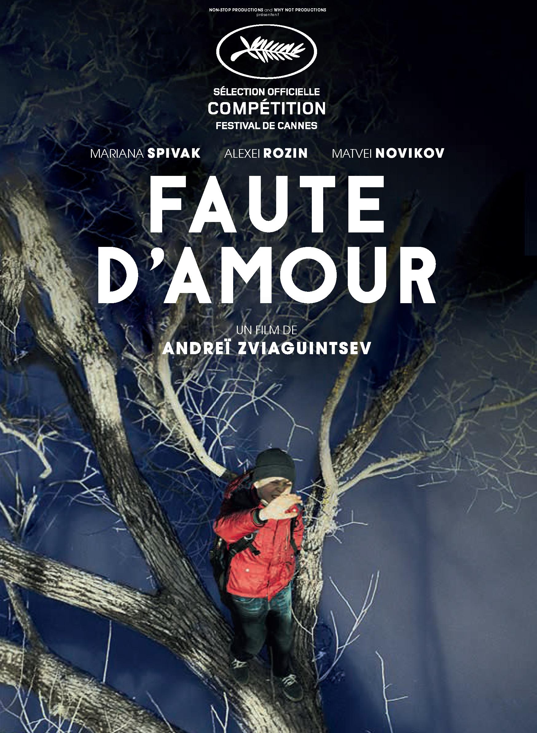 Loveless = Faute d'amour /  Evgueni & Sacha Galperine
