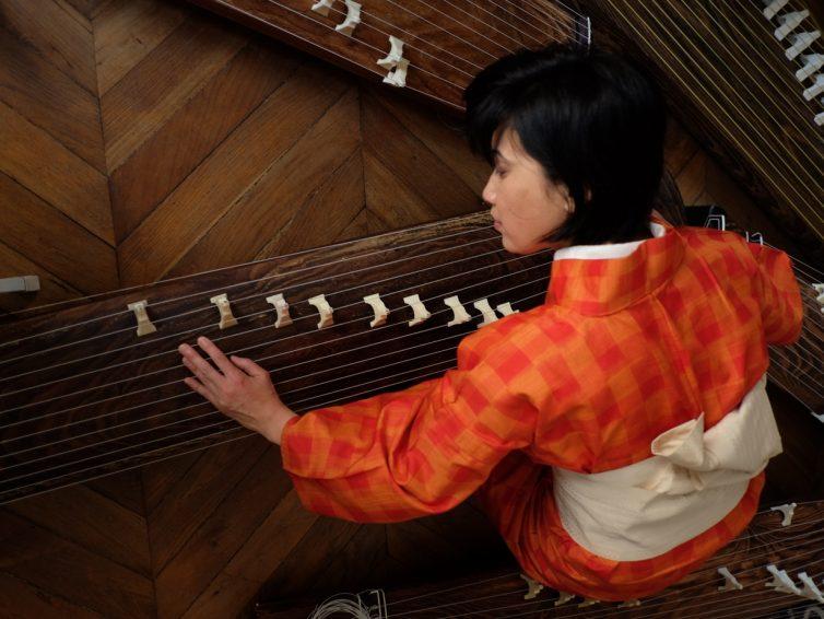 DDB 2019 – Ballade japonaise : concert-rencontre avec Mieko Miyazaki à la Bibliothèque Internationale