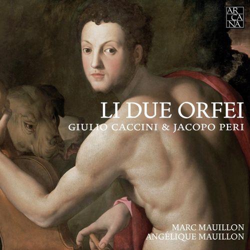 Giulio Caccini, «Li due orfei»
