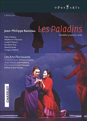 RAMEAU, «Les Paladins» [DVD]