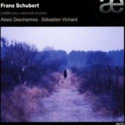 SCHUBERT, Lieder pour violoncelle & piano