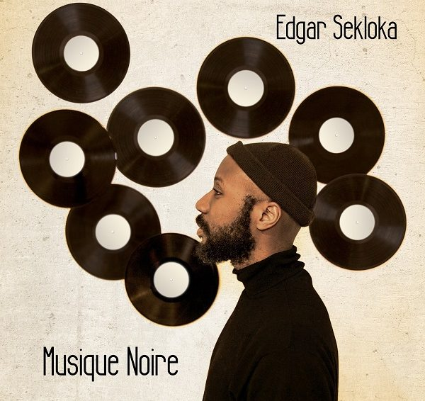 Edgar SEKLOKA, Musique noire
