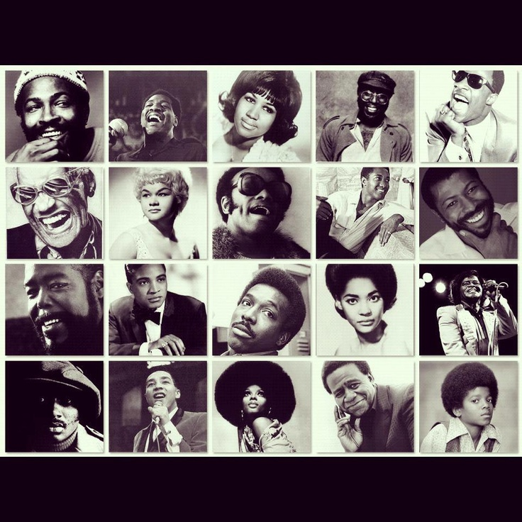 Figures de la soul music
