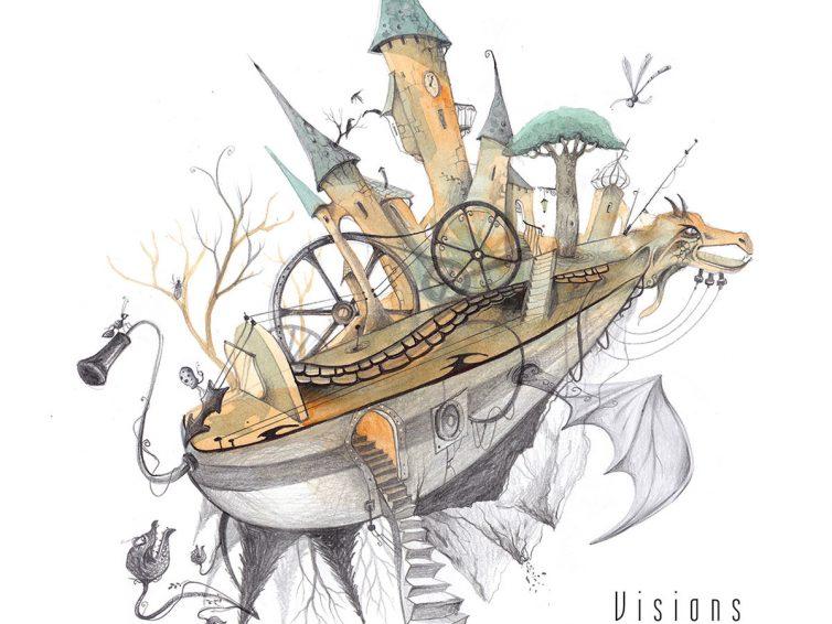 Visions de Guilhem Desq, 1er album solo à découvrir