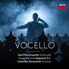 Henri DEMARQUETTE «Vocello»