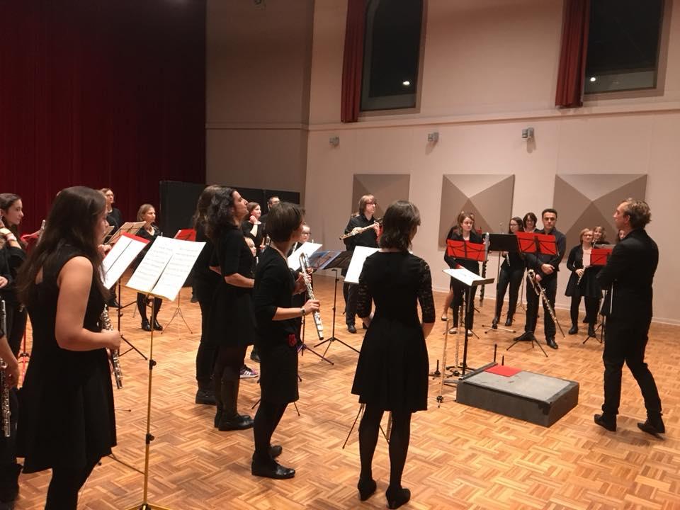 VOF, Véritable Orchestre de Flûtes